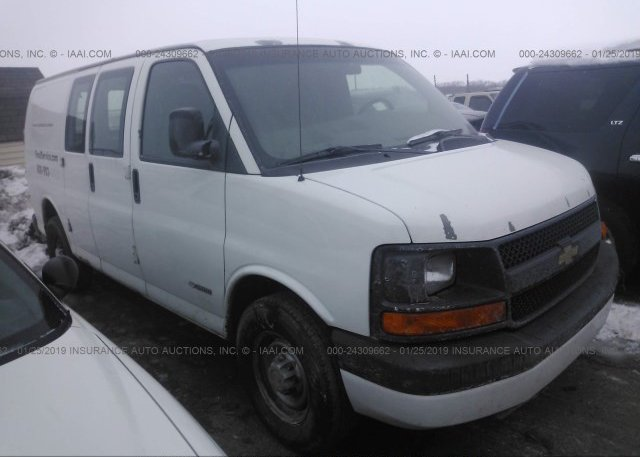 Inventory #257470729 2005 Chevrolet EXPRESS G2500