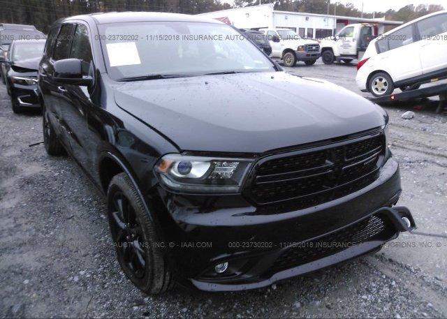 Inventory #624959251 2018 Dodge DURANGO