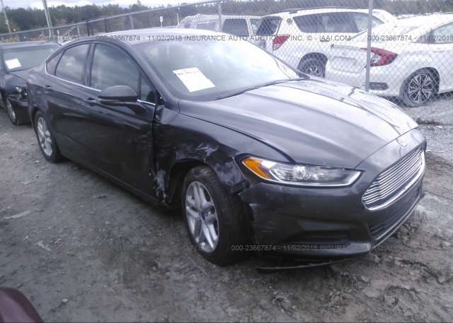 Inventory #167824539 2015 FORD FUSION