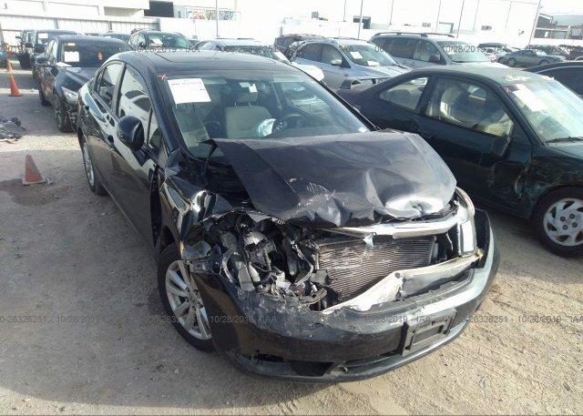 Inventory #730517599 2012 Honda CIVIC