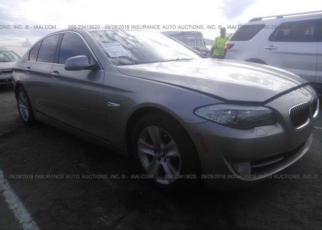 Inventory #787742568 2012 BMW 528