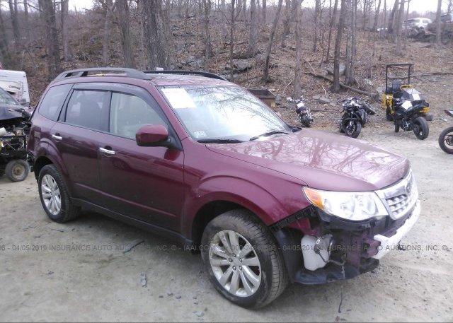Inventory #796555883 2013 Subaru FORESTER