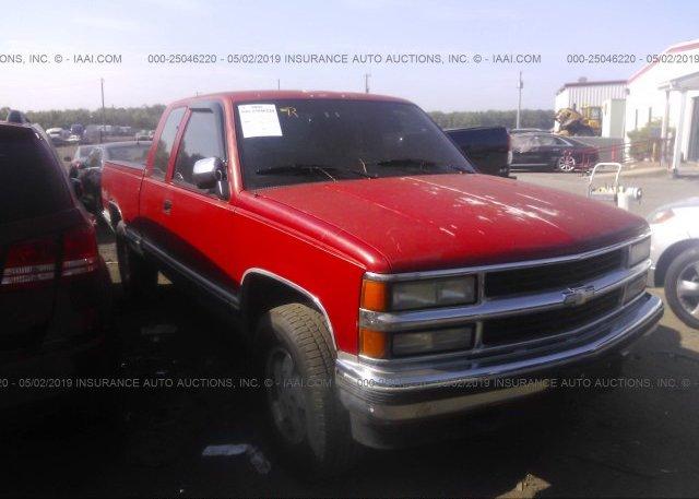 Inventory #214154779 1994 Chevrolet GMT-400