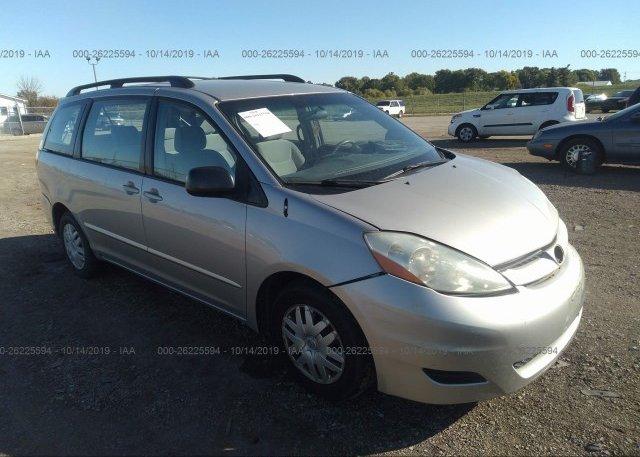 Inventory #230667744 2007 Toyota SIENNA