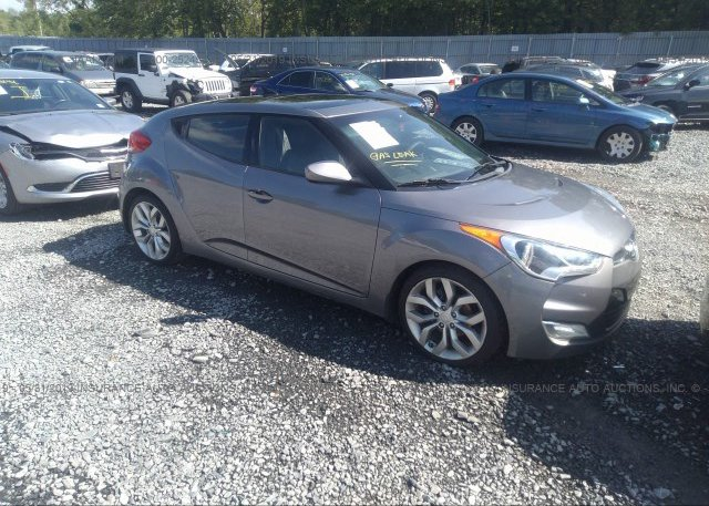 Inventory #586903551 2012 Hyundai VELOSTER