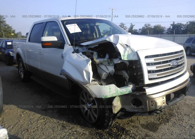 Inventory #442134959 2013 FORD F150
