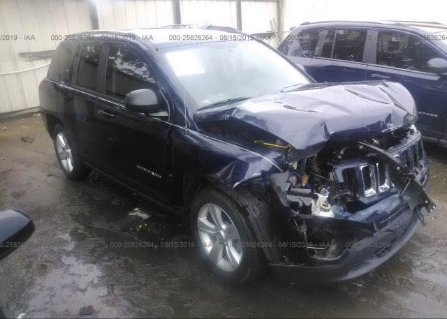 Inventory #705901430 2014 JEEP COMPASS