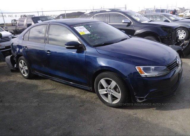 Inventory #184042514 2011 Volkswagen JETTA