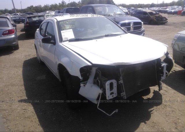 Inventory #926048600 2009 Dodge AVENGER