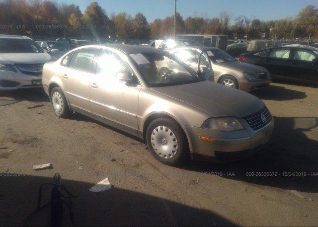 Inventory #941854856 2004 Volkswagen PASSAT