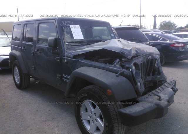 Inventory #573455676 2017 JEEP WRANGLER UNLIMITE
