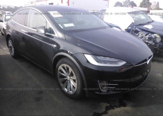 Inventory #325319296 2018 Tesla MODEL X