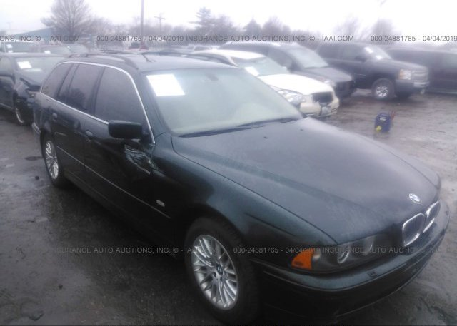 Inventory #786642114 2003 BMW 525