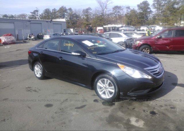 Inventory #527501012 2014 Hyundai SONATA