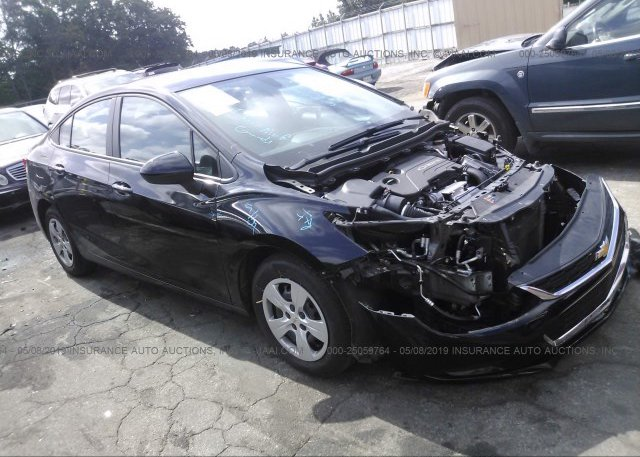 Inventory #112561208 2016 Chevrolet CRUZE
