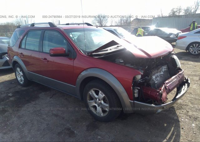 Inventory #417247842 2006 FORD FREESTYLE