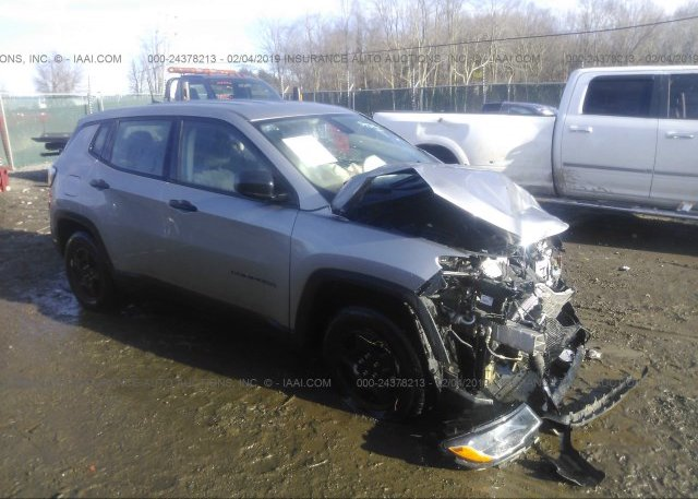 Inventory #217386982 2018 JEEP COMPASS