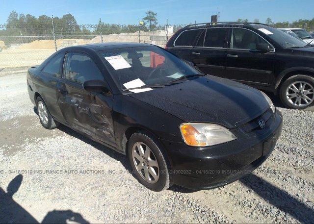 Inventory #672516158 2003 Honda CIVIC