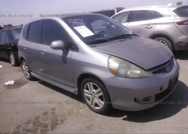 Inventory #306430205 2007 Honda FIT