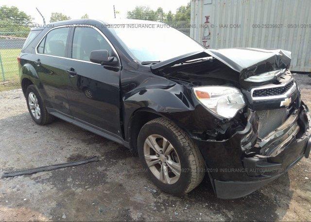 Inventory #880664315 2010 Chevrolet EQUINOX