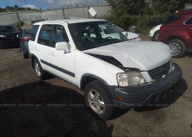 Inventory #923577519 1999 Honda CR-V