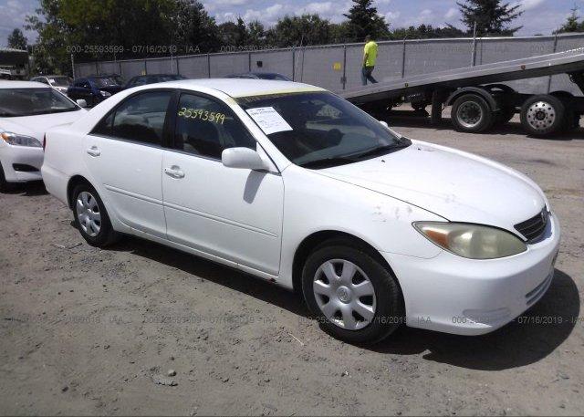 Inventory #872623641 2002 Toyota CAMRY
