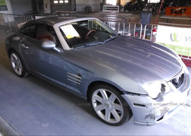 Inventory #147239601 2004 Chrysler CROSSFIRE