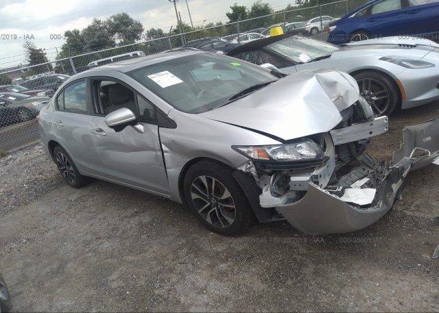 Inventory #744365992 2015 Honda CIVIC