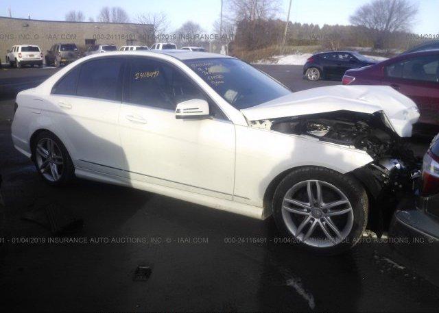 Inventory #614688197 2012 Mercedes-benz C