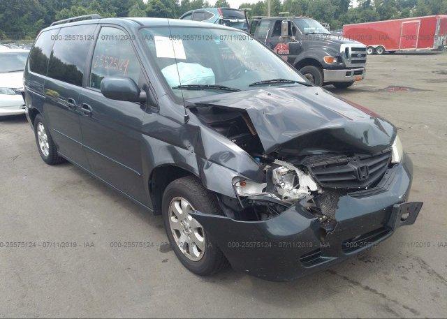 Inventory #121138418 2004 Honda ODYSSEY
