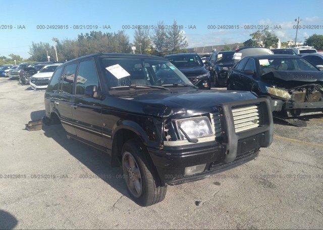 Inventory #424343345 2002 Land Rover RANGE ROVER