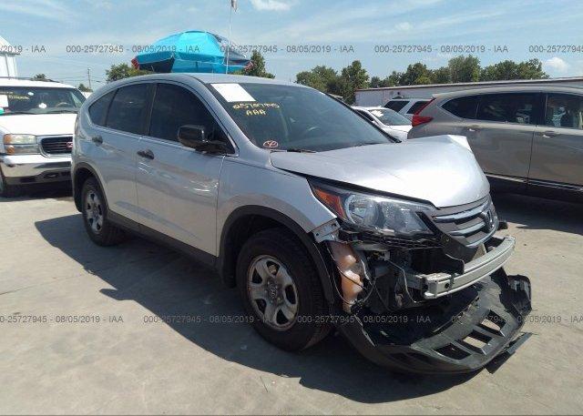 Inventory #873443677 2013 Honda CR-V