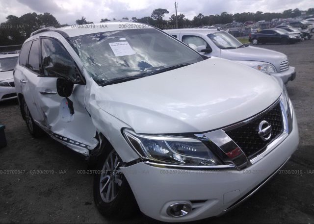 Inventory #325341387 2016 Nissan PATHFINDER