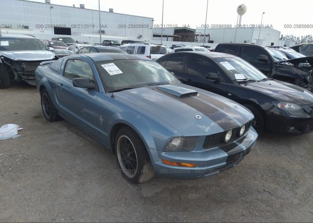 Inventory #884397627 2006 FORD MUSTANG