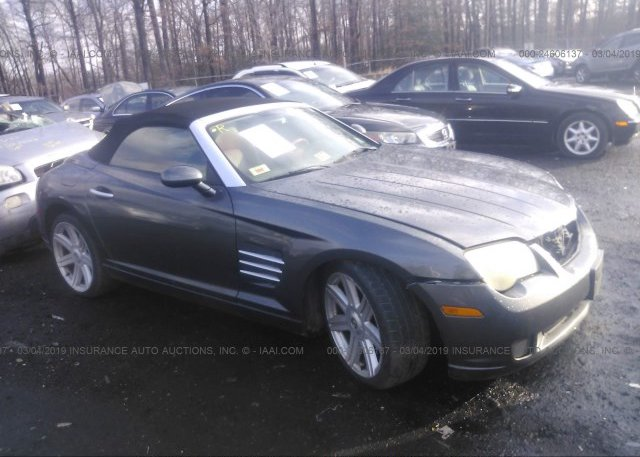 Inventory #310609036 2005 Chrysler CROSSFIRE