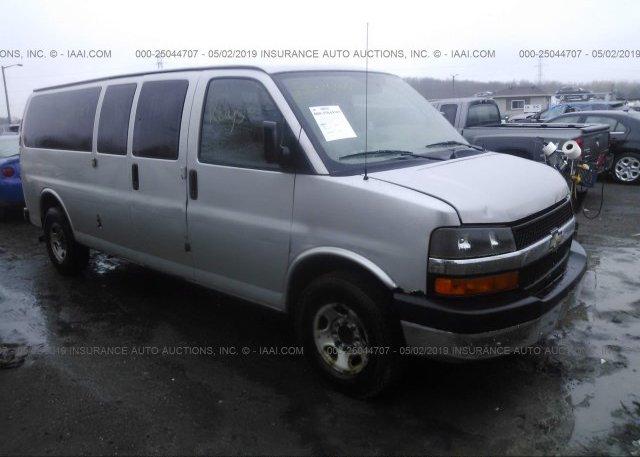 Inventory #554425014 2008 Chevrolet EXPRESS G3500