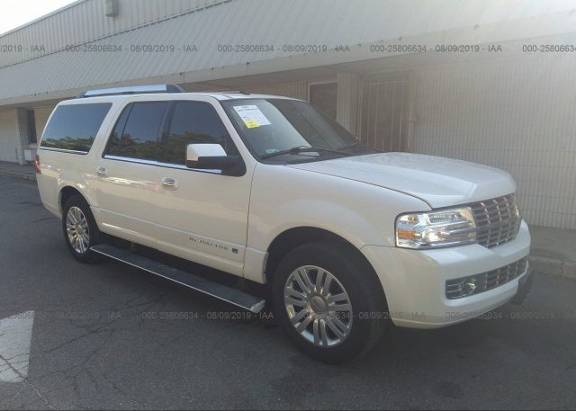 Inventory #793602834 2014 Lincoln NAVIGATOR