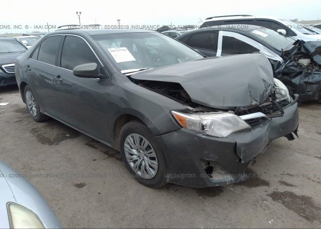 Inventory #997022018 2014 Toyota CAMRY