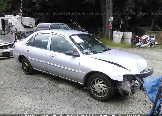 Inventory #399812211 1999 FORD ESCORT