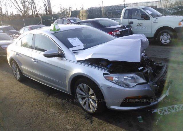 Inventory #402926510 2012 Volkswagen CC