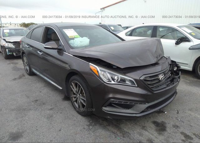 Inventory #459996624 2015 Hyundai SONATA