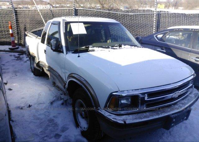 Inventory #540583220 1997 Chevrolet S TRUCK