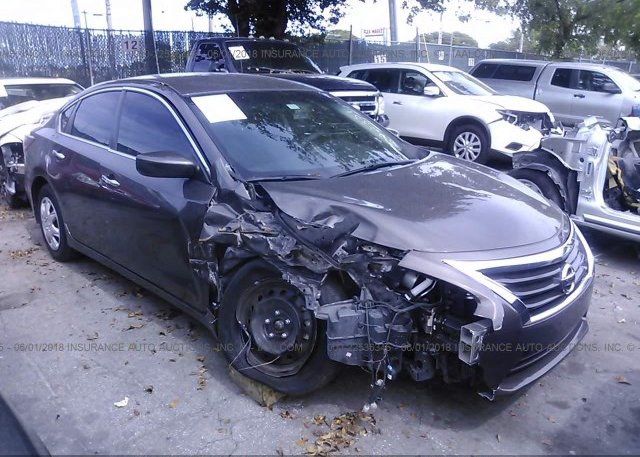 Inventory #617160086 2015 Nissan ALTIMA