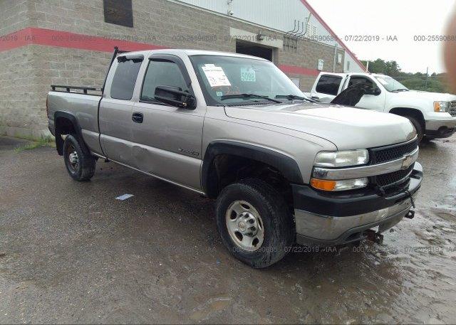Inventory #223422806 2002 Chevrolet SILVERADO