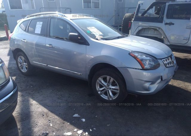 Inventory #422903134 2015 Nissan ROGUE SELECT