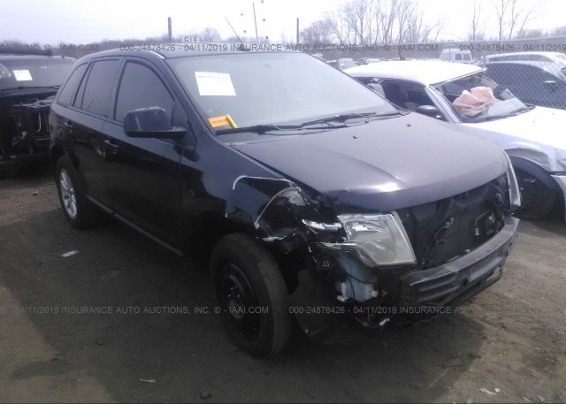 Inventory #186004220 2009 FORD EDGE