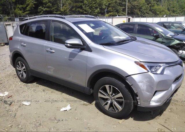Inventory #485323624 2018 Toyota RAV4