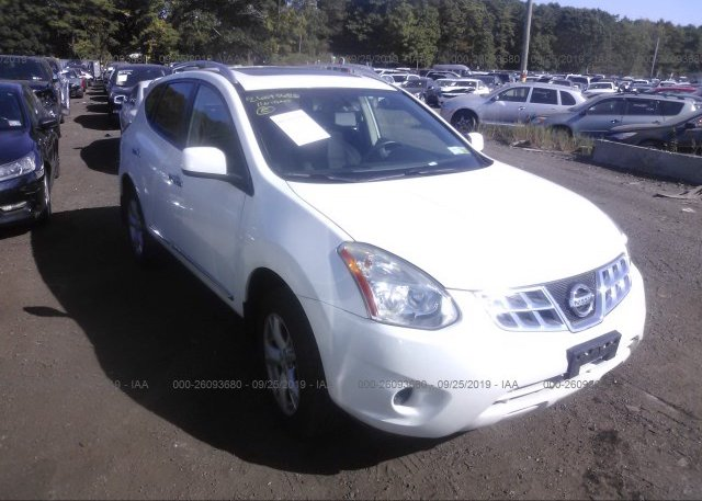 Inventory #174047986 2011 Nissan ROGUE