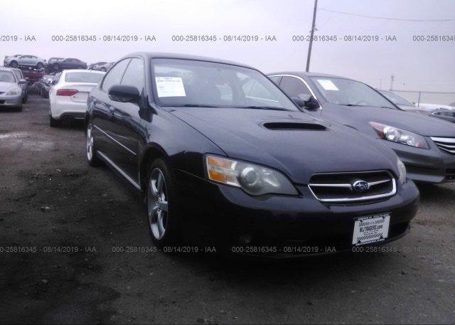 Inventory #250797303 2005 Subaru LEGACY