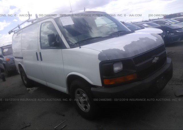 Inventory #565371949 2006 Chevrolet EXPRESS G1500